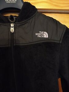 THE NORTH FACE WOMENS OSO SILKEN TEDDY FLEECE FULL ZIP HOODIE JACKET  Small