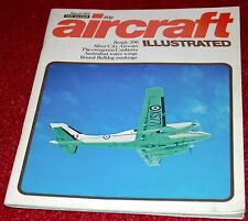 Aircraft Illustrated 1972 March Silver City Airways,Sandringham,Canberra,Beagle