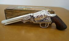 Vintage Avon 1851 Colt Revolver Bottle Deep Woods After Shave - Empty