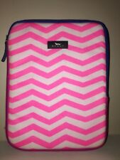 SCOUT Pink CHEVRON APPLE IPAD Tablet CASE COVER CLOTH NO SCRATCH LINING 11 X 8.5