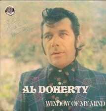 Al Doherty (Firmado Vinilo Lp) Ventana De Mi Mente-Música Country-cfhr 071-UK-1-en muy buena condición/Ex