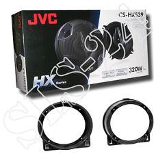 JVC CS-HX539 Lautsprecher Set Honda Civic E** 2001-2006 Boxen Lautsprecherringe
