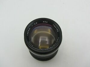 Tokina Special Auto 135mm F2.8 Pentax K PK Mount Lens For SLR/Mirrorless Cameras