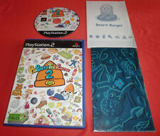 Playstion PS2 Parappa the Rapper 2 [PAL (Fr)] PS Two Fat Slim  *JRF*