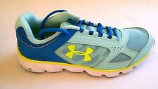 UNDER ARMOUR GGS ASSERT V Shoes Size 3.5Y Youth Blue 1252349-440 NEW IN BOX!