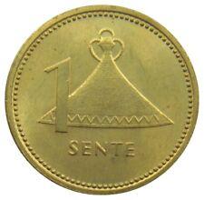 (C23) - Lesotho - 1 Sente 1979 - Strohhut Hut Hat - UNC - KM# 16