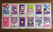 Used Hello Kitty Tarot Cards Deck 22 Major Arcana F/S From Japan Ryuji Kagami