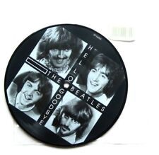 "NEW! Beatles Picture Disc Hello Goodbye I Am The Walrus 7"" Vinyl The 20th Annivs"