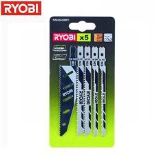 Sägeblätter für Stichsäge Stichsägeblätter RYOBI ONE+ R18JS 0 CJS180 LM 5-tlg.