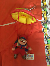 M. Bison Paracadute Peluche STREET FIGHTER MOLTO RARO CAPCOM ULTRA STREET FIGHTER 4