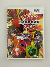 New listing Bakugan Battle Brawlers - Nintendo Wii Game - Complete & Tested