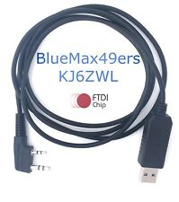FTDI USB Programming Cable Kenwood TK-360G TK-370G TK-372G TK-378G KPG-22