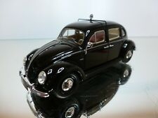 MATRIX 32105011 VW TAXI 1951 ROMETSCH - BLACK 1:43 - EXCELLENT CONDITION - 36