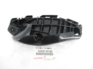 Genuine OEM Toyota 52536-52150 Left Front Bumper Cover Upper Retainer 2008-14 xD