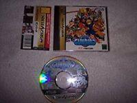 GUNBIRD Sega Saturn Atlus Import Japan Game
