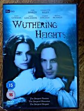 Tom Hardy Charlotte Riley WUTHERING HEIGHTS ~ 2009 Bronte MINI SERIES GB DVD