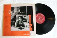 Quiet Music, Volume 7: Easy Listening For Your Relaxation, Vinyl LP, CL 517 Rare