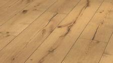 LINDURA Holzboden 8410 Eiche rustikal Landhausdiele B Ware 27cm meister-lich