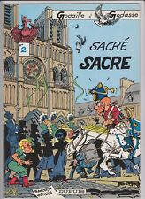 GODAILLE et GODASSE N°2 SANDRON CAUVIN SACRE SACRE EO 1983