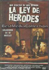 SEALED - La Ley De Herodes DVD Luis Estrada ORIGINAL Damian Alcazar BRANDF NEW