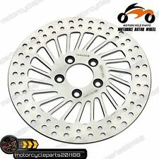 Rear Brake Disc Rotor 11.5'' For Harley Softail Touring Dyna FLSTF FLHR FXDC FLS
