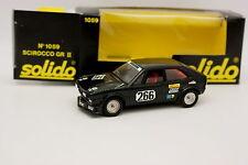 Solido 1/43 - VW Scirocco Gr2 1059