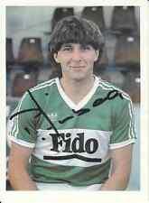 Paul Friberg  FC St.Gallen  Fußball Autogrammkarte signiert 371332