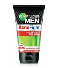 Garnier Men Acno Fight Anti-Pimple Facewash, 100gm Free shiping from india