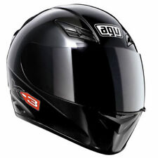 AGV K3 GLOSS BLACK Full Face Helmet SIZE EXTRA SMALL 53/54 BRAND NEW