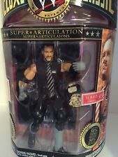 WWE Undertaker wrestling figure Deluxe Classic Superstars Toy Flashback WCW WWF