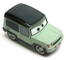 Disney Pixar Cars Axlerod Diecast 1:55 Mattel