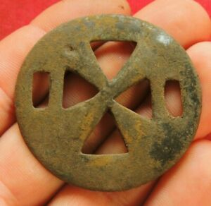 Ancient bronze artifact Russian Empire 18th century