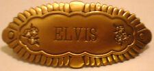 Elvis Presley HAIR BARRETTE  NICE!