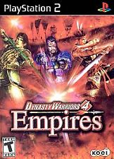 Dynasty Warriors 4: Empires: Ps2 videogame - tested - with warranty