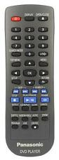 NEW Genuine Panasonic DVD-S485 / DVD-S48 / DVD-S68 DVD Player Remote Control