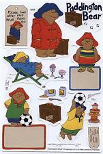 # GLANZBILDER # MLP 1964 Paddington Bear, super niedlich !