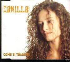 CAMILLA Come ti tradirei CD Single New