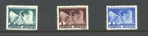 Romania 1936 SG T1340-2 Aviation Fund Air MH