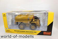 Norscot 55276  CAT Mega Wassertanker MWT 30  Caterpillar 1:50 NEU OVP