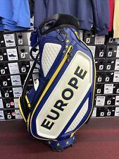Titleist Europe Ryder Cup 2020 Tour Golf Bag. BNWT. PGA Pro Seller.