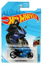 2019 Hot Wheels #58 HW Moto Ducati 1199 Panigale