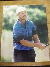 15/08/1991 Golf: Press Photograph - English Open At Belfry Birmingham, England's