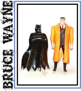 1998 _ the New Batman Adventures _ Undercover Bruce Wayne _ Orange