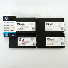 4PK HP Officejet pro 8610 Genuine Setup Ink Cartridge for Hp 950 951 950XL 951XL