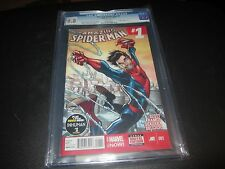 AMAZING SPIDERMAN #1 CGC 9.8 ALSO CERTIFIED BY DYNAMIC FORCES!!
