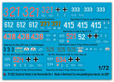 Peddinghaus 2023 1/72 German Tanks in Normandy No 4