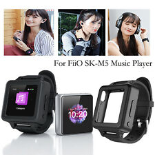 For FiiO SK-M5 Music Player Silicone Watch Strap Band Protective Case Cover NEW