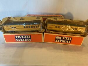 Lionel 6-27929 Union Pacific Anniv. Add-On 2-Pack Baggage/Combo Cars NEW O UP