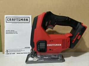 Craftsman V20 Variable Speed Jig Saw CMCS600B ( tool only )