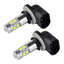 Pair 100W LED Headlight Lamp Bulbs For Polaris Sportsman X2 500 550 700 800